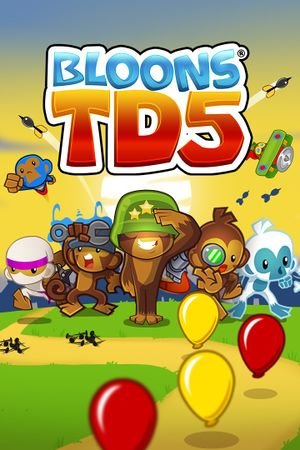 Bloons TD 5 cover