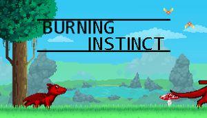 Burning Instinct cover