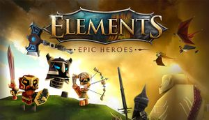Elements: Epic Heroes cover