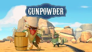 Gunpowder cover