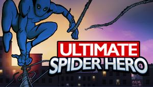 Ultimate Spider Hero cover