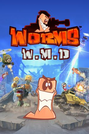 Worms W.M.D cover