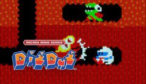 Arcade Game Series: Dig Dug cover