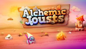 Alchemic Jousts cover