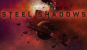 Ancient Frontier: Steel Shadows cover