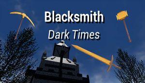 Blacksmith: Dark Times cover