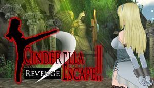 Cinderella Escape 2 Revenge cover