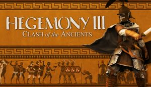 Hegemony III: Clash of the Ancients cover