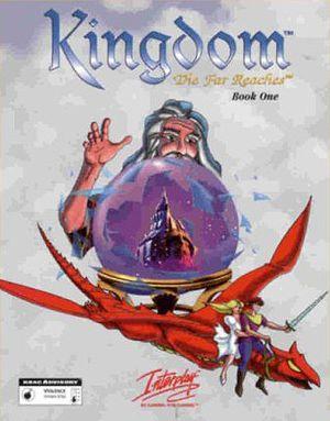 Kingdom: The Far Reaches cover