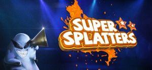 Super Splatters cover