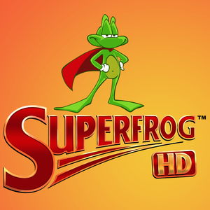 Superfrog HD cover