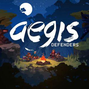 Aegis Defenders cover