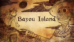 Bayou Island - Point and Click Adventure cover