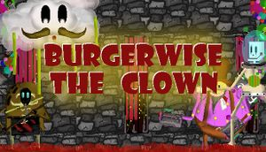 Burgerwise the Clown cover