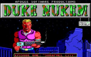 Duke Nukem cover