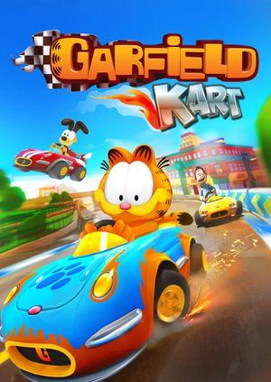 Garfield Kart cover