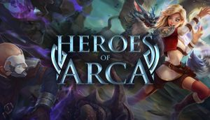 Heroes of Arca cover