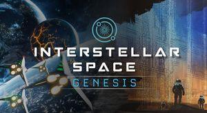 Interstellar Space: Genesis cover
