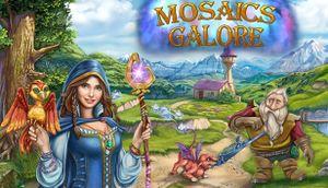 Mosaics Galore cover