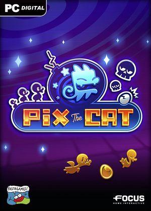 Pix the Cat cover