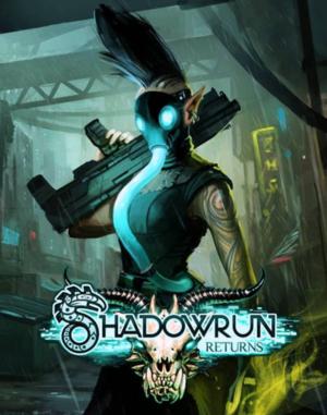Shadowrun Returns cover