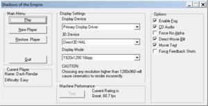 GOG Launcher settings