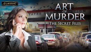 Art of Murder - The Secret Files cover