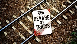 Beware of Trains cover