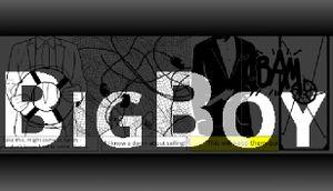 BigBoy - Visual Crime Novel cover
