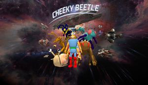 Cheeky Beetle And The Unlikely Heroes cover