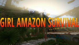 Girl Amazon Survival cover