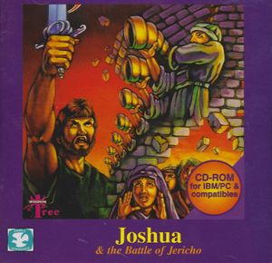 Joshua and the Battle of Jericho cover