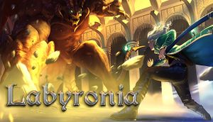 Labyronia cover