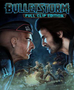 Bulletstorm: Full Clip Edition cover