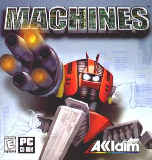Machines cover