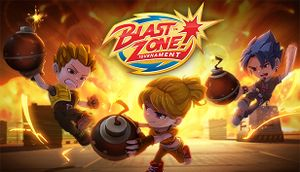 Blast Zone! Tournament cover