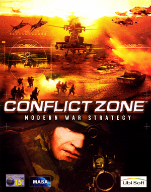Conflict Zone cover