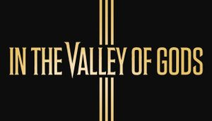 In the Valley of Gods cover