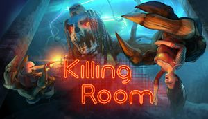 Killing Room cover