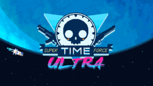 Super Time Force Ultra cover