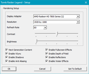 An example of a proper external/launcher screenshot. Note the colour scheme.