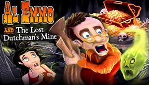Al Emmo and the Lost Dutchman's Mine cover