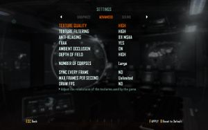 Call of Duty: Black Ops II - PCGamingWiki PCGW - bugs, fixes