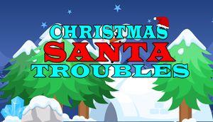 Christmas Santa Troubles cover