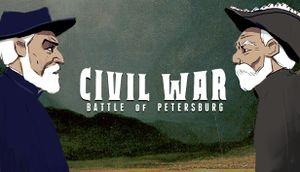 Civil War: Battle of Petersburg cover