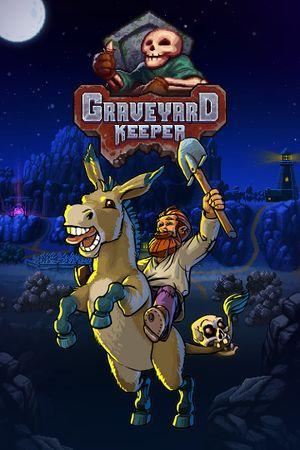 Graveyard Keeper cover