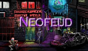 Neofeud cover