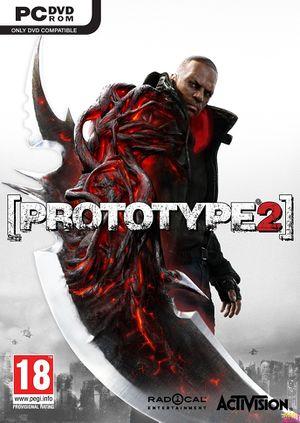 Prototype 2 cover