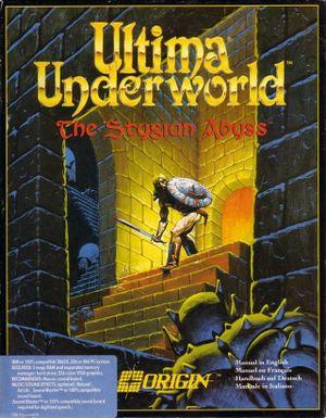 Ultima Underworld: The Stygian Abyss - PCGamingWiki PCGW