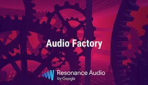 Audio Factory cover